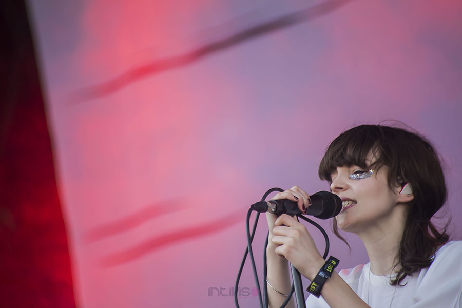 Chvrches en ACL 2014 by Intiviso